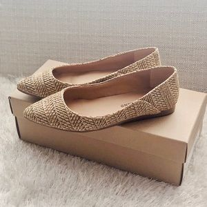 Lucky Brand Shoes - ✨New LUCKY BRAND Bylando Leather Ballet Flats